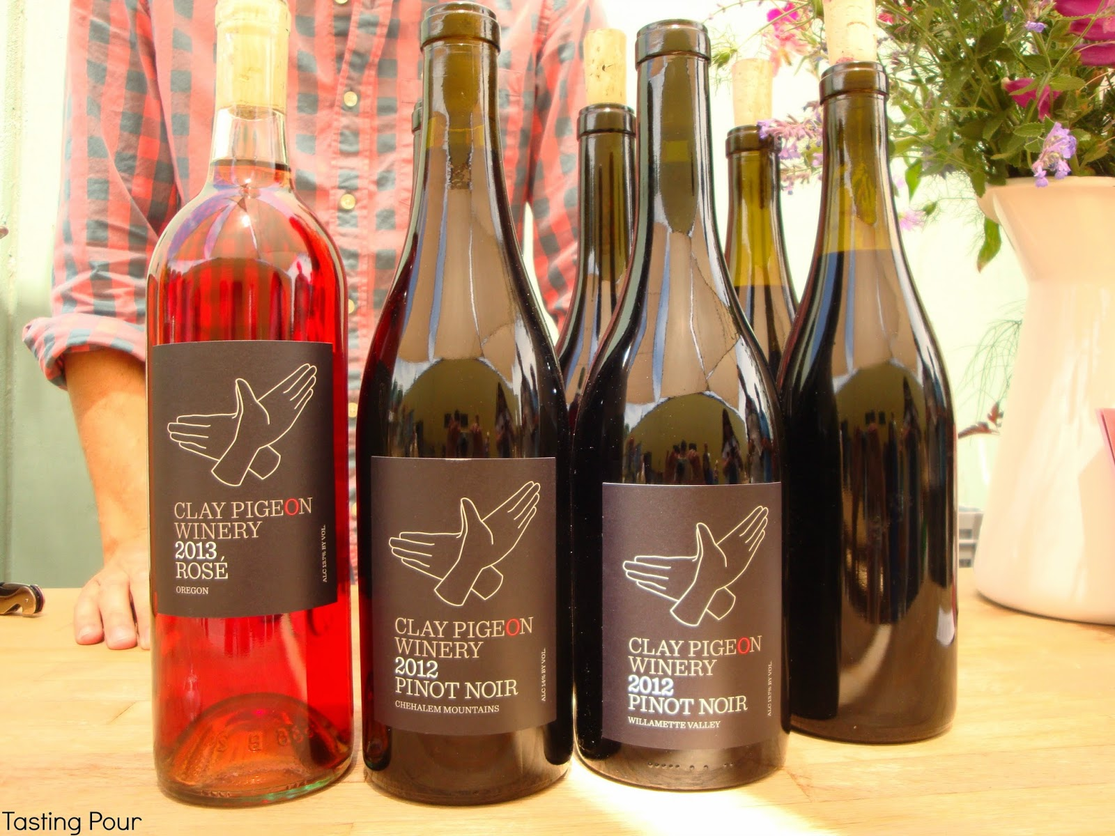 Clay Pigeon Winery's Current Release