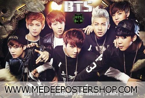 BTS 2015 POSTER