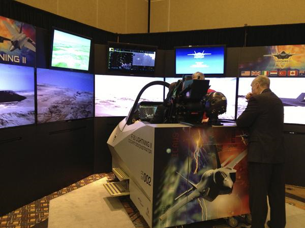 Aircraft Training Simulator