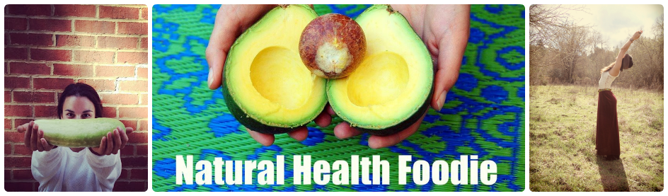 Natural Health Foodie