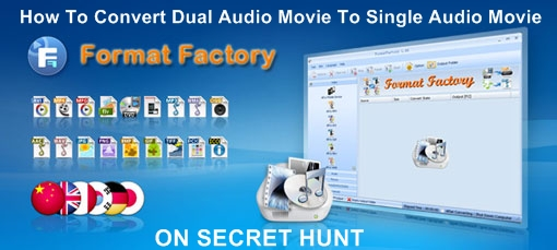2 How To Convert Dual Audio Movie To Single Audio Movie   Best Tutorial With Pics