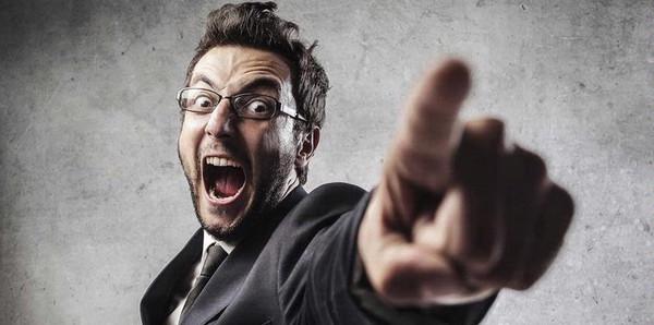 Kenapa Orang Berteriak Ketika Marah