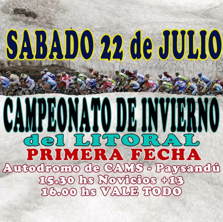 Camp.Invierno Paysandu - VALE TODO