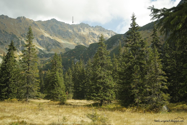 Szpiglasowy wierch z Doliny Koprowej