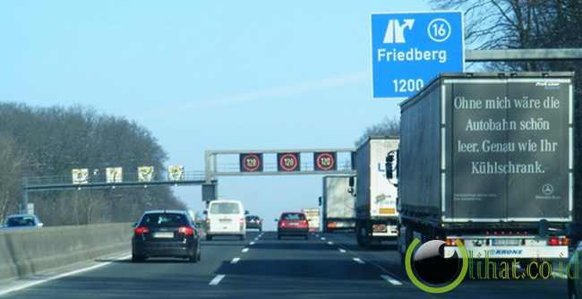Dilarang kehabisan bahan bakar di Jerman