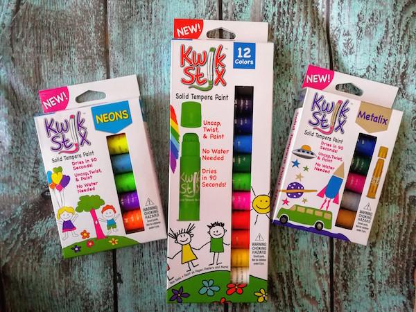 Kwik Stix Art Giveaway