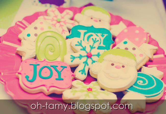 natal, cookies, x-mascookies, chritstmas, santa cookies