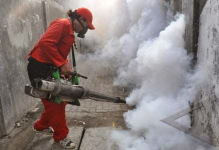 Kecamatan Tambakromo, Endemis Virus Demam Berdarah