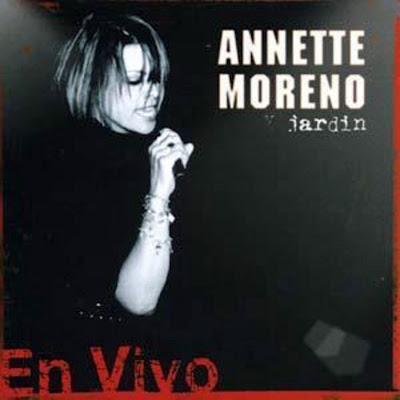 Annette moreno discografia actualizada mediafire for Annette moreno y jardin guardian de mi corazon