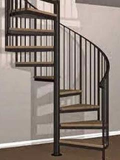contoh harga tangga putar bogor