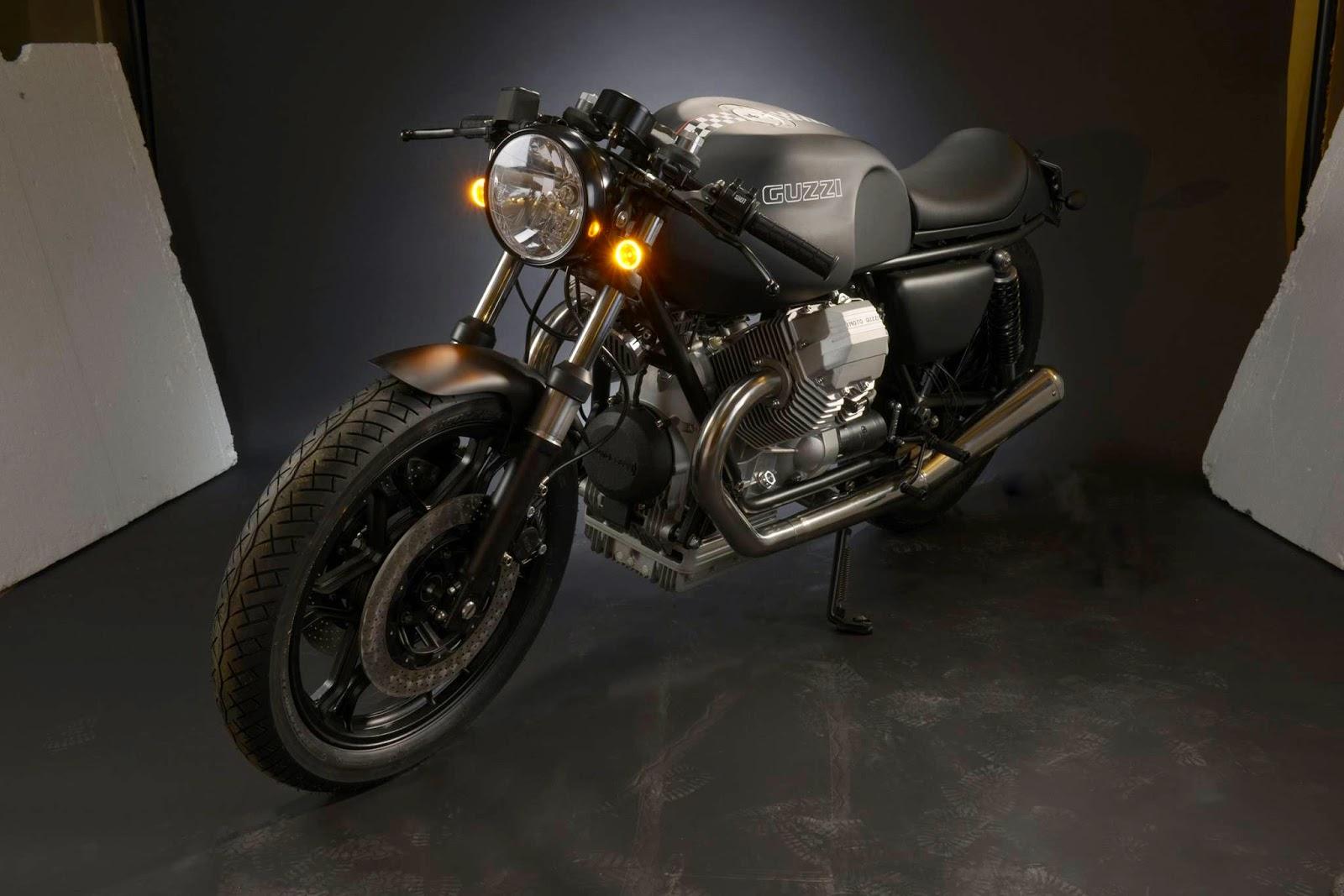 Bullet Moto Moto Guzzi Bullet 1000 by