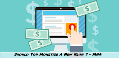 monetize blog