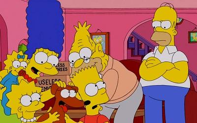 Los Simpsons 24x08: A mi perro, con Amor - Español Latino - Online
