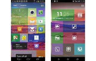Cara Merubah Tampilan Android Menjadi Windows Phone