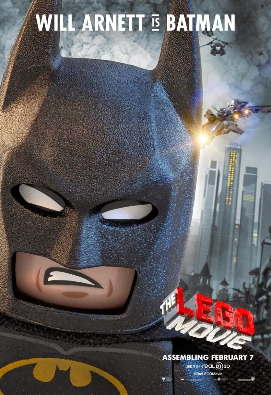 The Lego Movie official blooper reel is so much fun to watch