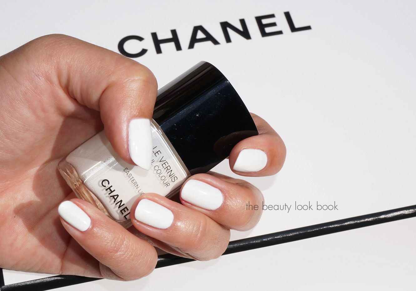Chanel Nail Polish Eastern Light