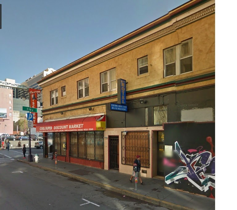 Trip Advisor San Francisco Hotel: 40 Going On 28: Is This The Worst Hotel In San Francisco?