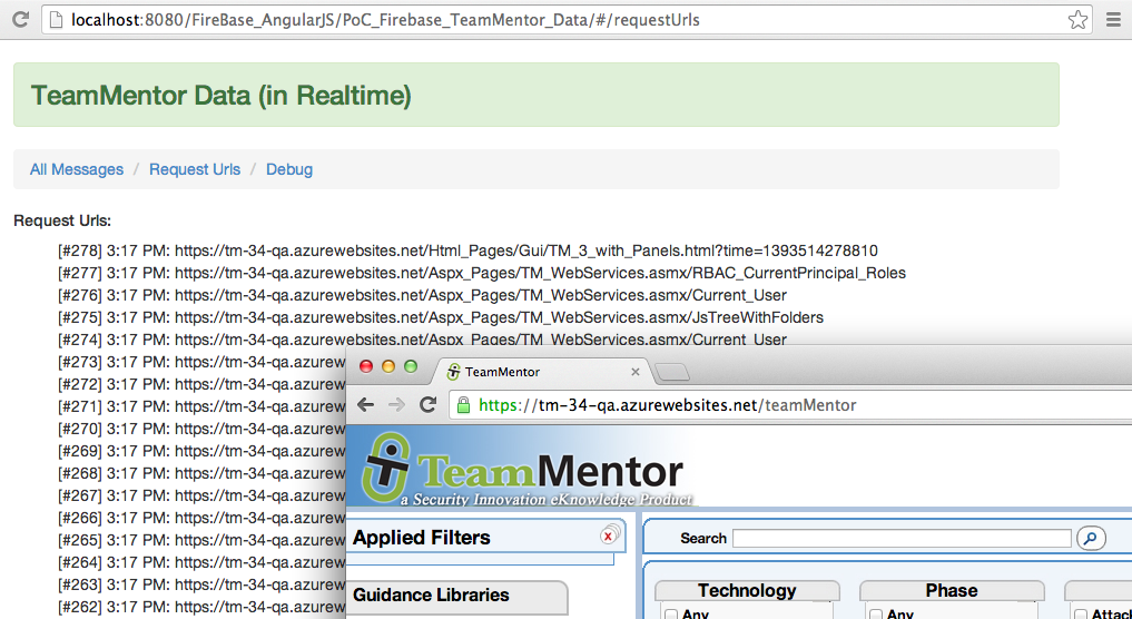 angularjs website