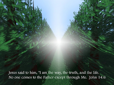 John 14:6 Wallpaper