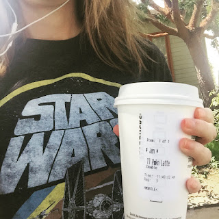 star wars starbucks pumpkin spice latte psl force friday