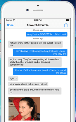 omegle for iphone