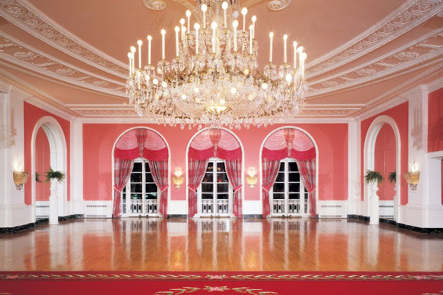Your Southern Peach The Greenbrier Resort West Virginia