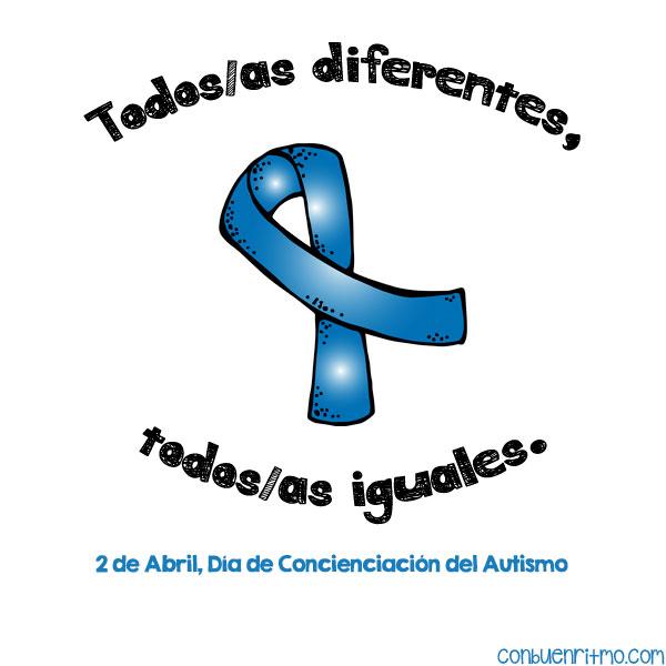 2 de abril, día por la concienciación del autismo