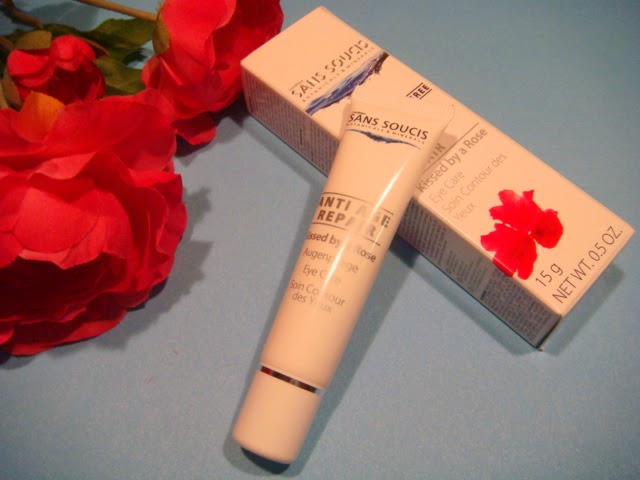 Kissed By a Rose Eye Care de Sans Soucis