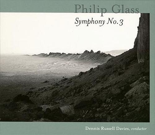 グラス:交響曲第3番