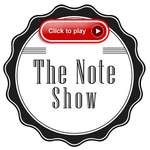 The Note Show - Interviews with Creative Professionals