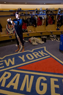 henrik lundqvist locker room
