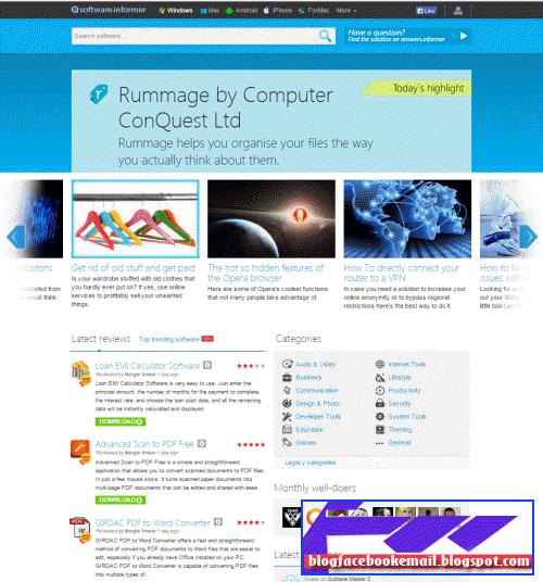 11 Situs Download Software Dan Aplikasi Gratis Terbaru