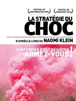 Naomi Klein : La stratégie du CHOC - La montée du capitalisme du désastre dans ECONOMIE la-strategie-du-choc