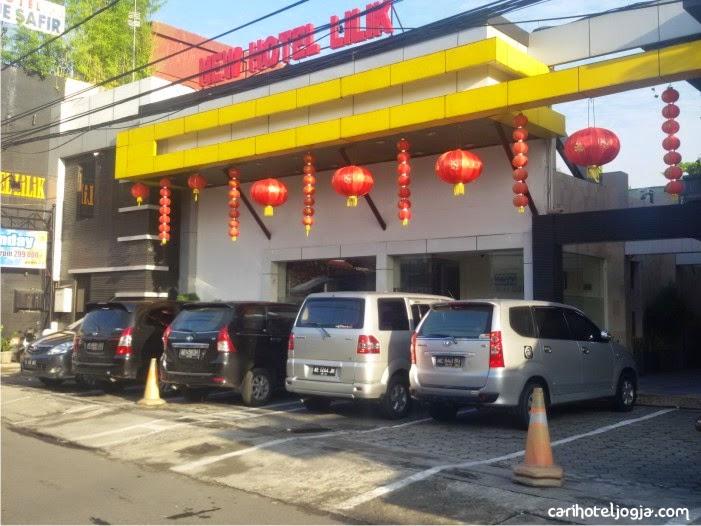 Hotel Lilik Dagen Malioboro Yogyakarta