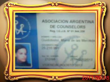 Asociada a la Asociación Argentina de Counselors
