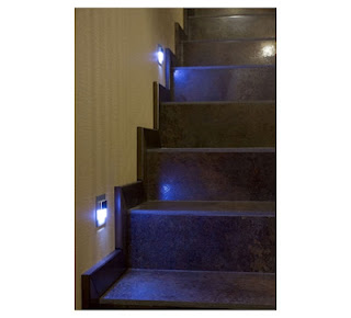 iluminat ambiental scari interioare