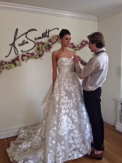 Austin Scarlett 2016 Bridal Collection