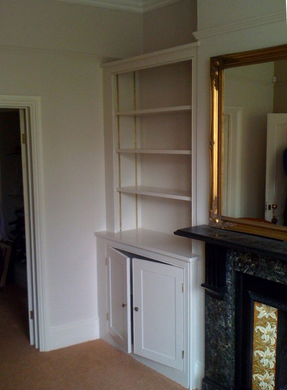 Image Result For Built In Bookcases
