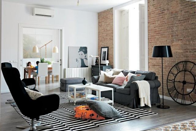 Decandyou ideas de decoraci n y mobiliario para el hogar - Pisos decorados con encanto ...