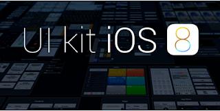 iOS 8 GUI Pack