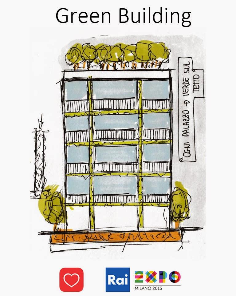 Progettare spazi verdi a expo milano piace questo elemento for Progettare spazi verdi