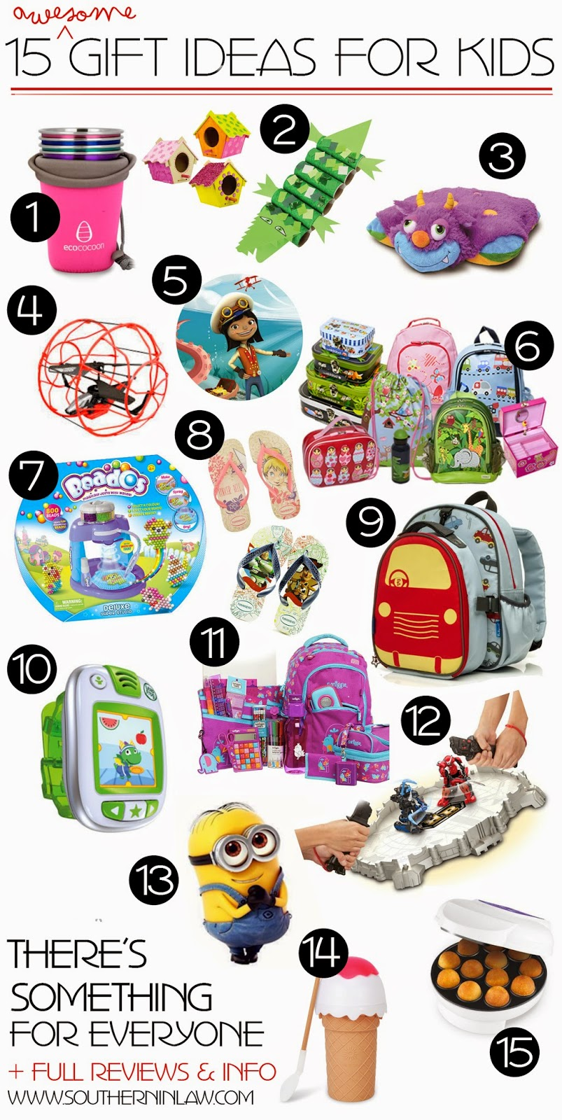 The Ultimate Kids Gift Guide for 2014