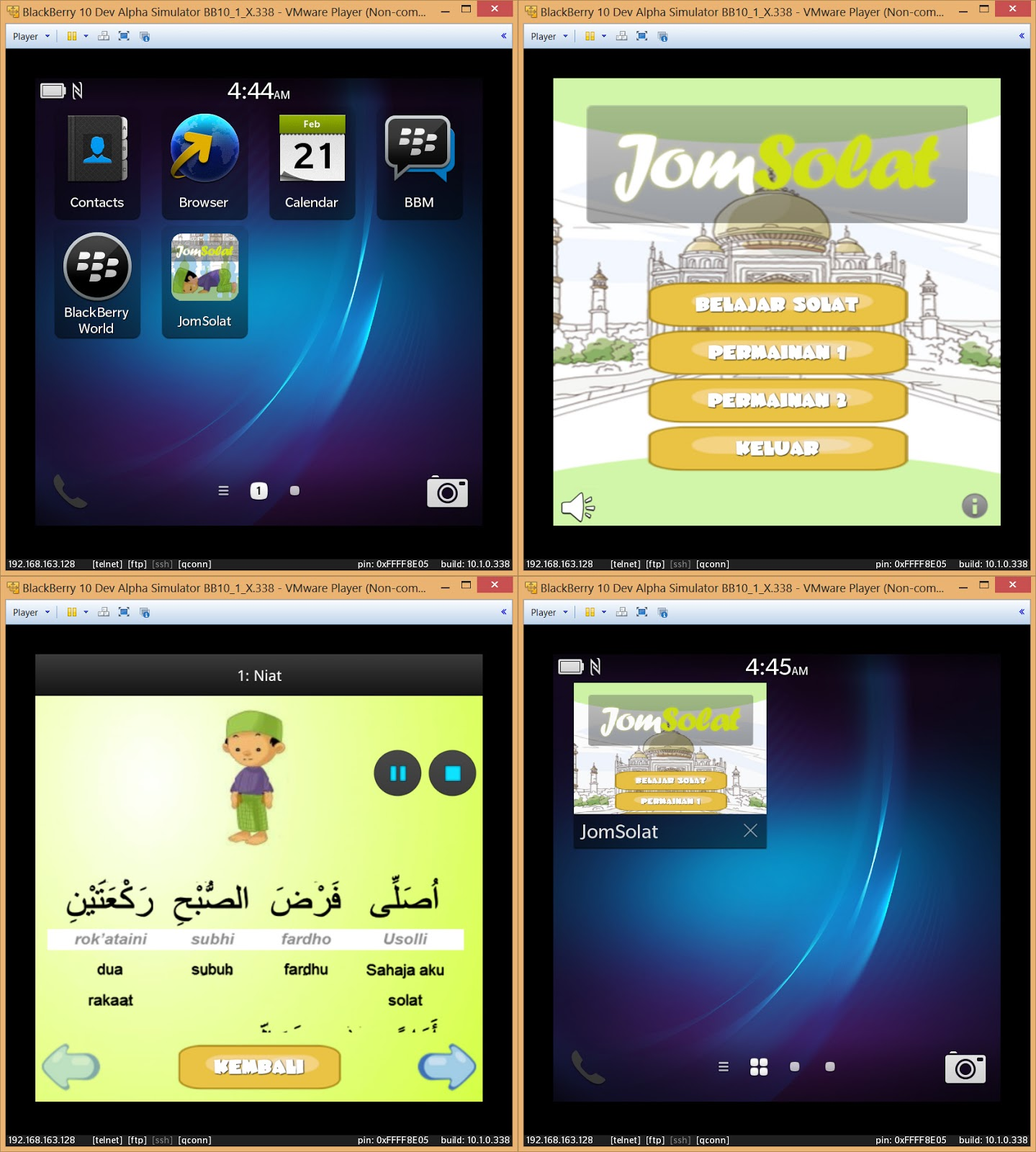 JomSolat BlackBerry 10