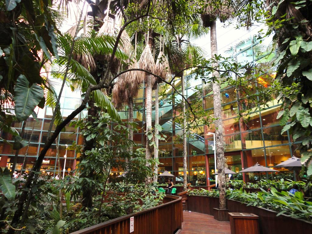 maior Metrópole: o Manauara Shopping, shopping da Manaus