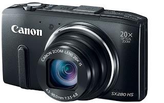 PowerShot SX280 HS Digital Camera