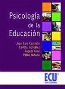 Psicología de la Eduación. Manuales Técnicos Especializados de Magisterio.