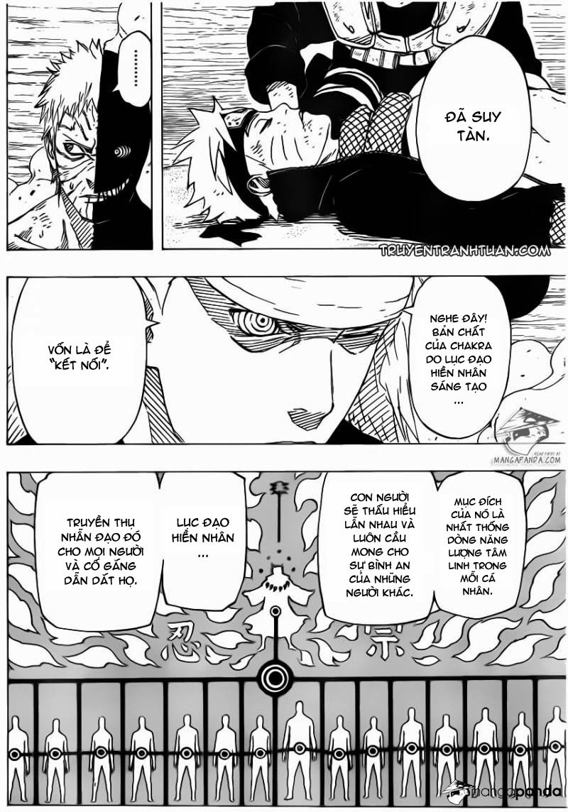 Naruto - Chapter 665 - Pic 9