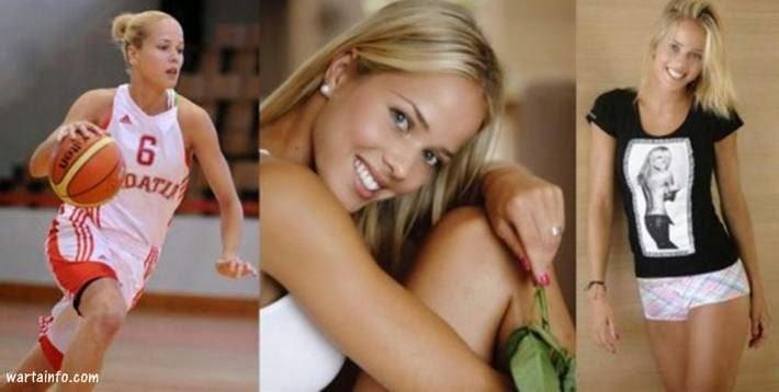 Pemain Basket wanita KroasiaTercantik dan Terseksi di Dunia - wartainfo.com