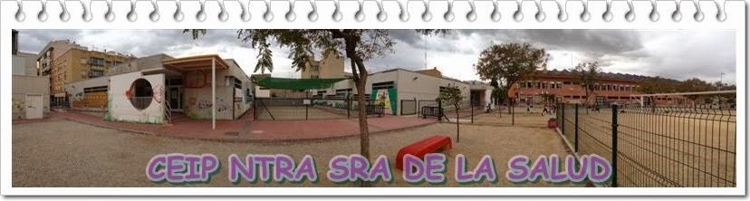 Web CEIP. NTRA. SRA. DE LA SALUD