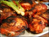 Poulet Tandoori Recette De Cuisine De Lile Maurice Cuisine - Cuisine indienne poulet tandoori